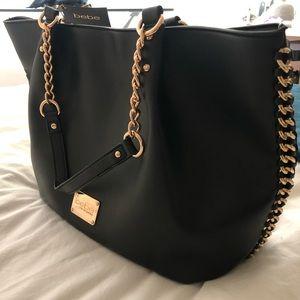 Bebe handbag - black